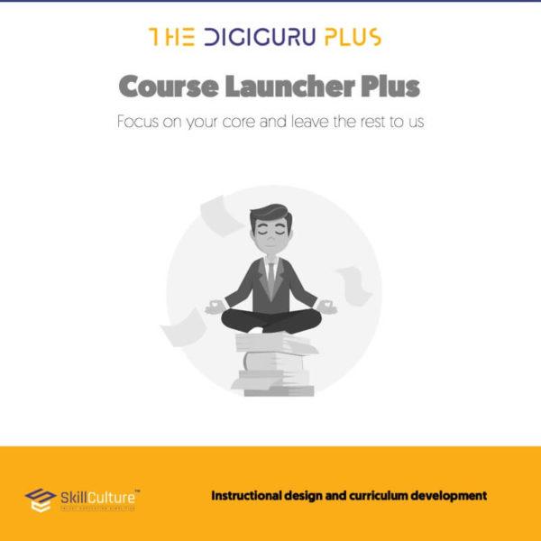Course Launcher Plus