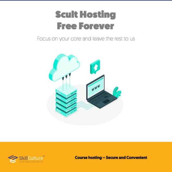 Scult Hosting Free forever